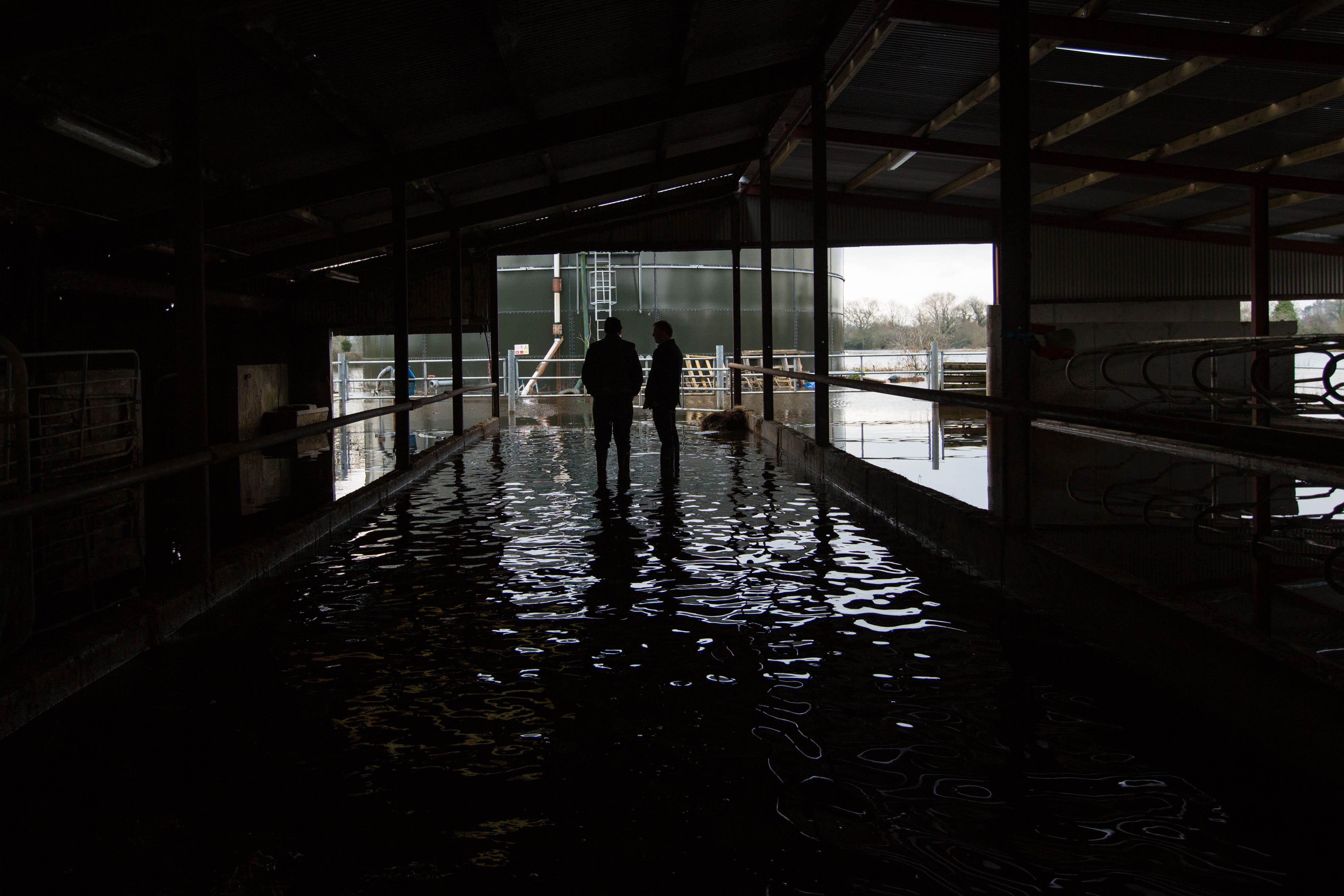 Flooding ICMS