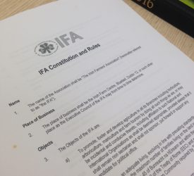 Roscommon IFA branch refuses to vote in Elections