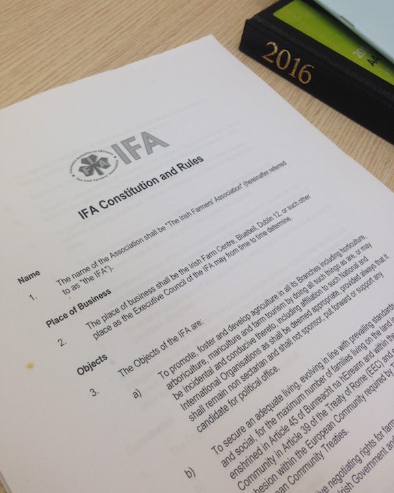 Connacht stalemate continues – IFA rules no valid nominations have been received