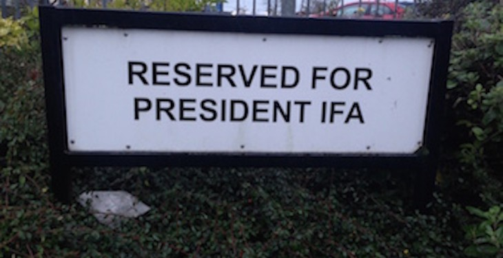 IFA Election – voting to take place in April – five candidates still in the mix