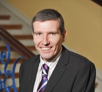 LMC Chief Exceutive Ian Stevenson