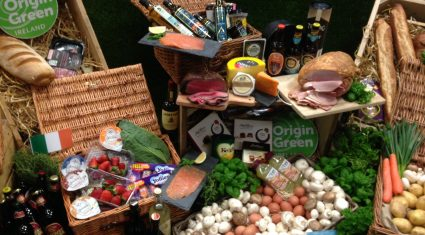 Promoting Irish food and drink to a global audience on St Patrick's Day