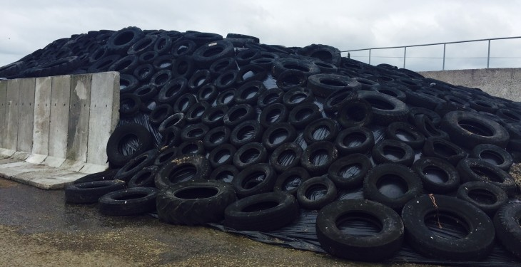 A simple way to reduce silage pit wastage and save money