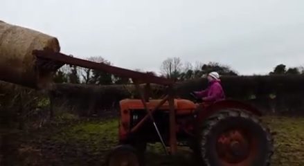 Video: 'When your dad wants to sell you off to an Irish farmer'