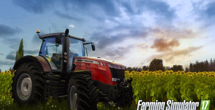 Farming Simulator 17 confirmed for release at the end of 2016