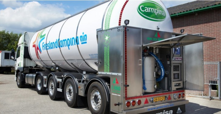 FrieslandCampina lifts February milk price to almost 34c/L