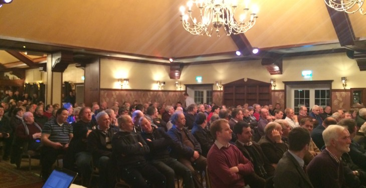 Falling farm incomes and reform dominate the first IFA Election debate