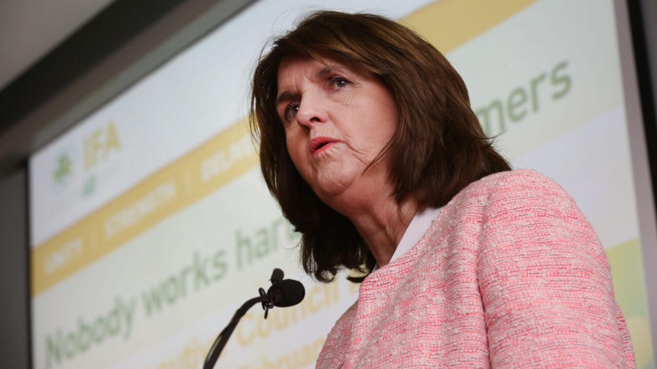 Burton won't commit to reversing Farm Assist cuts