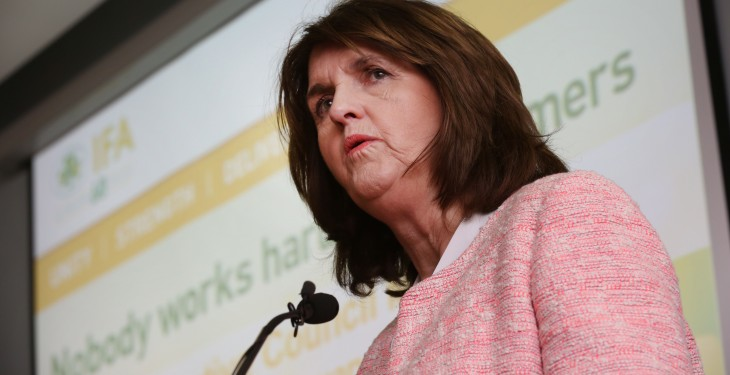 Burton won't commit to reversing Farm Assist cuts