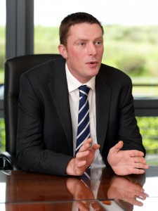 Michael Sweeney, Senior Agri-Food Analyst at Farrelly & Mitchell