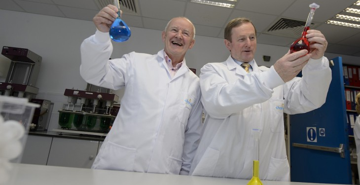 Galway-based Chanelle to launch 175 new jobs in €70m investment