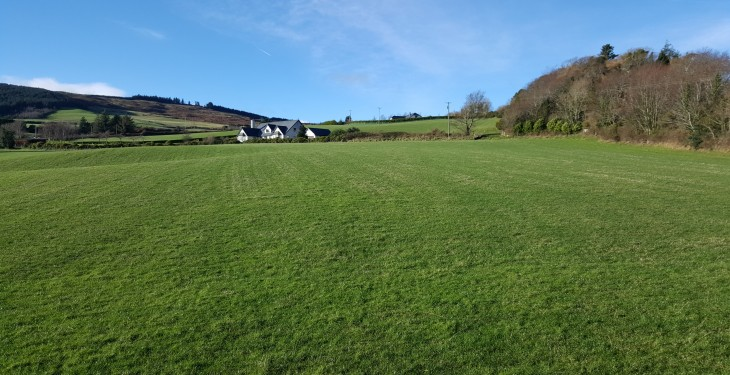 33% of Irish farms included rented land in 2016