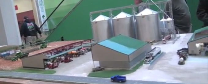 Video: A 14,000ac model farm…the biggest in the world?