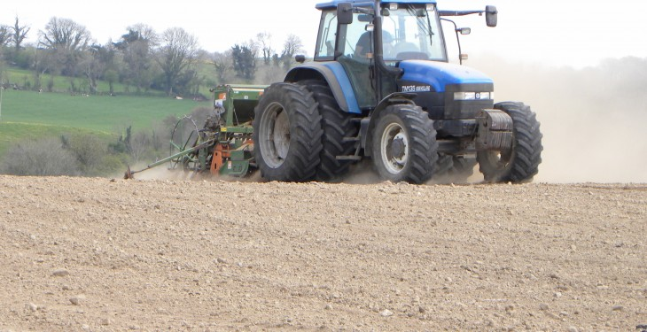 Falling tillage farmer numbers will be a 'double whammy' in fight against climate change