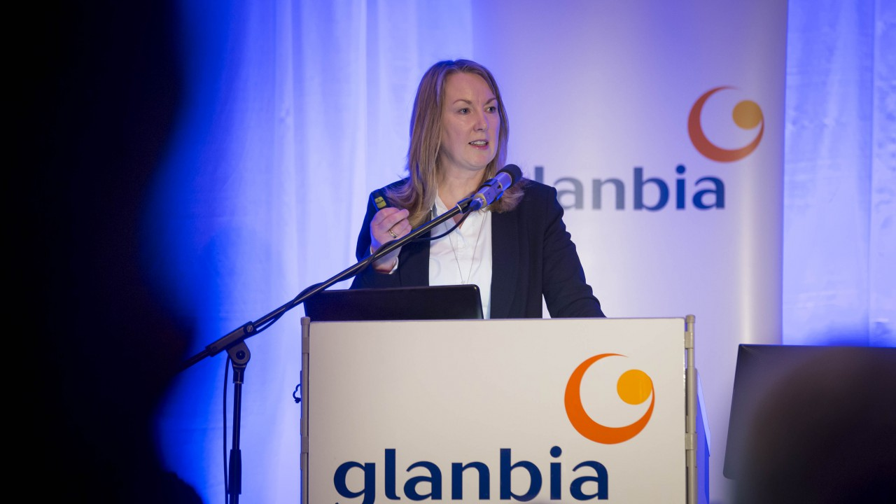 Glanbia reports good revenue growth in the first quarter of 2017