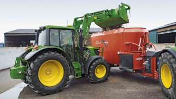 Irish buyers taking advantage of 'favourable conditions' at UK machinery sales