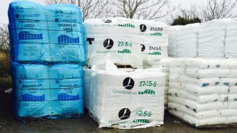 Fertiliser Price Update: Turf war develops in Munster and South Leinster