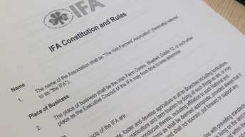 No solution in sight to resolve the ongoing row over Connacht IFA Chairman