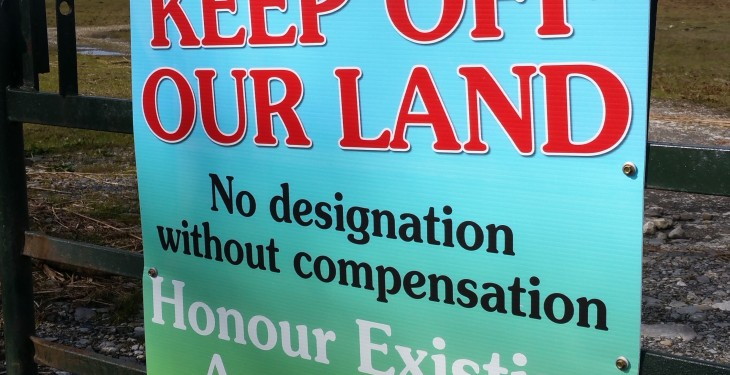 IFA tells Parks and Wildlife to keep off farmers' land