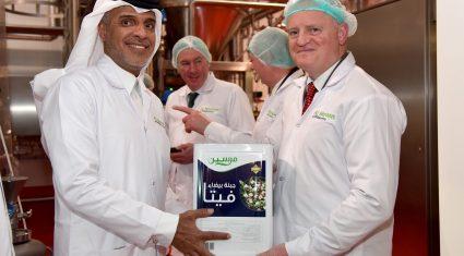 Ornua invests €20m in cheese manufacturing facility in Saudi Arabia
