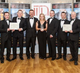 Vets take top training award to help get key messages to farmers