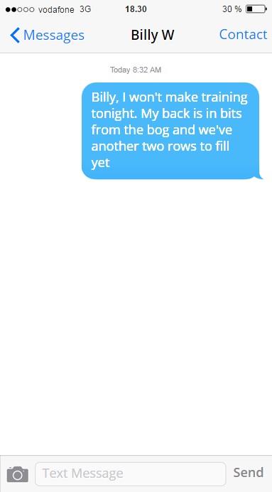 gaa text 10
