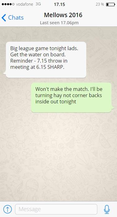 gaa text 8