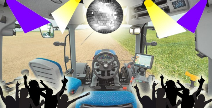 10 tunes to rock your cab this slurry season