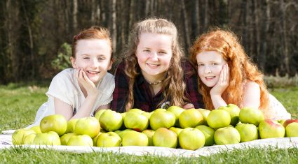 Armagh to mark the start of this year's apple growing season with three day festival