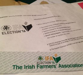 Two candidates announced to contest Connacht IFA election