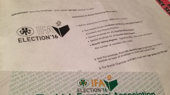 It was a mistake to send letters in breach of election rules – IFA deputy candidate