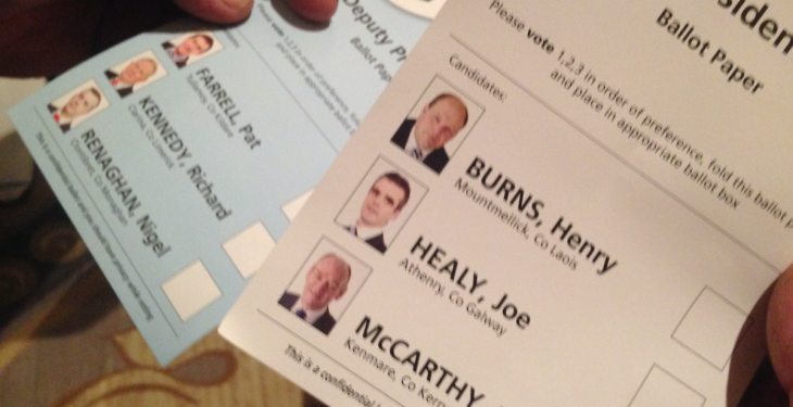 Who will be elected the next IFA President?
