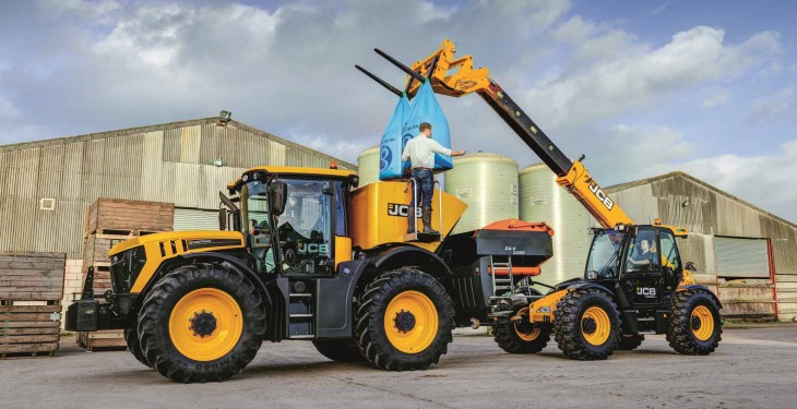 Watch: JCB launches new Loadall for the farming sector