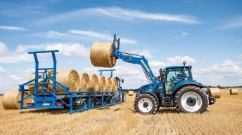 New Holland to showcase new T5 and T6 tractors at Grass and Muck