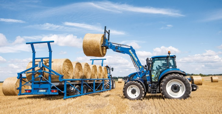 Hay and silage bale prices highest in the west of the country