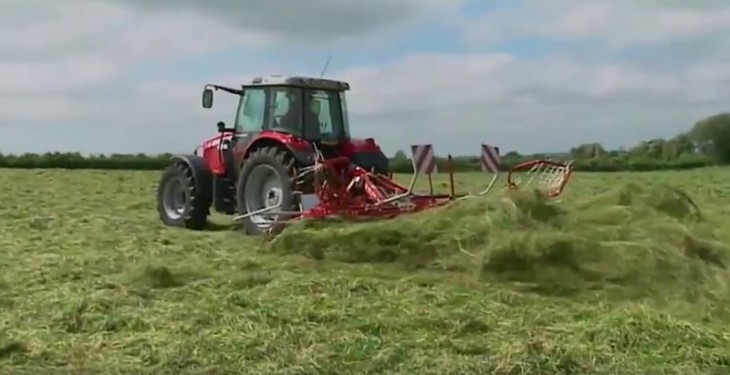 Farming in Cork? Head along to the Lely Lotus demonstration to win a new tedder