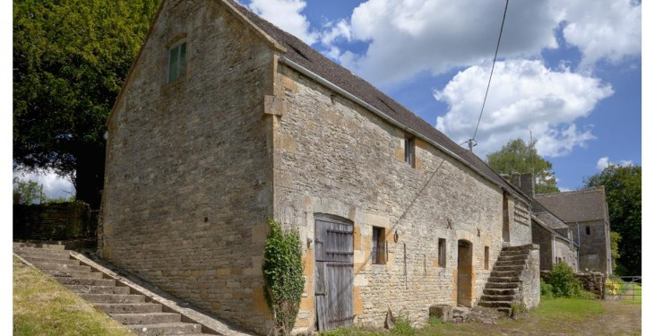 75% grant now available to refurbish old farm buildings
