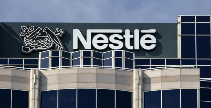 'Low dairy commodity prices' hit Nestle's nutrition business in first half