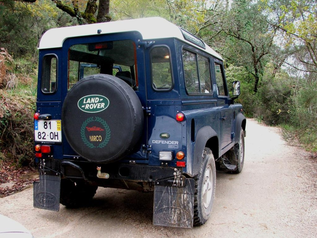 Is A New Alternative To The Iconic Land Rover Defender On Way