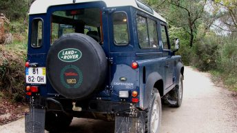 Land Rover Defender owners urged to be 'vigilant' as thefts increase