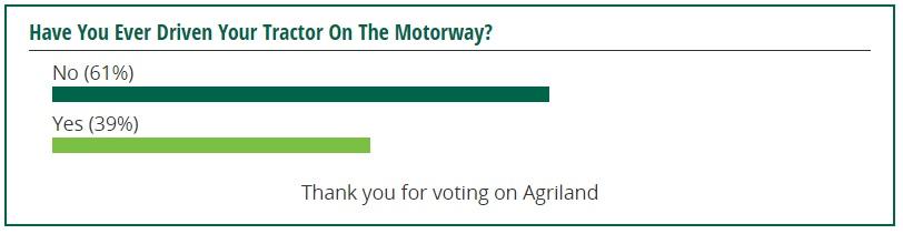 tractor motorway poll