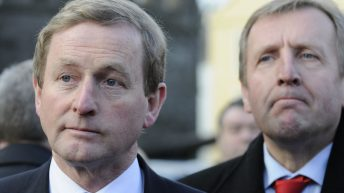 Kenny and Creed meet on agriculture priorities
