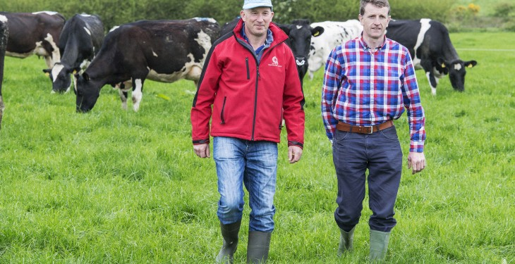 Dairygold announces the winner of its 2015 Milk Quality Awards