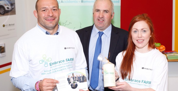 Embrace Farm week remembrance service launched at Balmoral Show