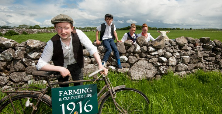 Step back in time at Farming and Country Life 1916