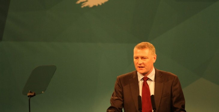 Martin Kenny appointed as Sinn Fein's agriculture spokesperson
