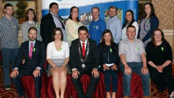 Macra na Feirme elects a new National Executive at AGM