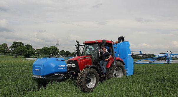 See the latest Lemken sprayers in action at the Suir Sprayers open evening
