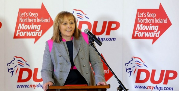 Michelle McIlveen appointed North's Minister for Agriculture