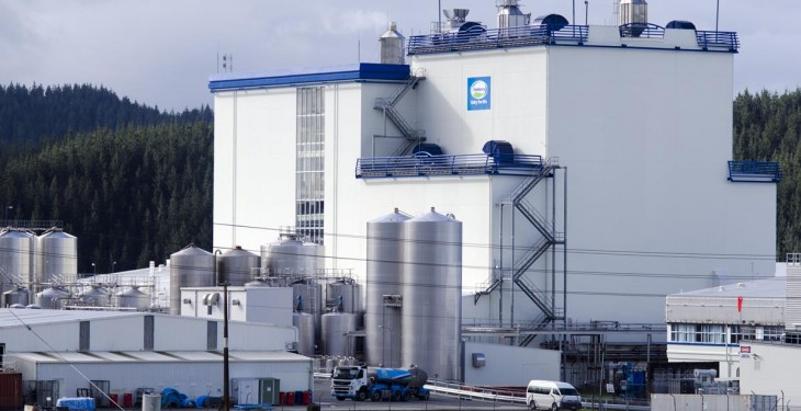 Fonterra battles to gain access to dairy farms following earthquake